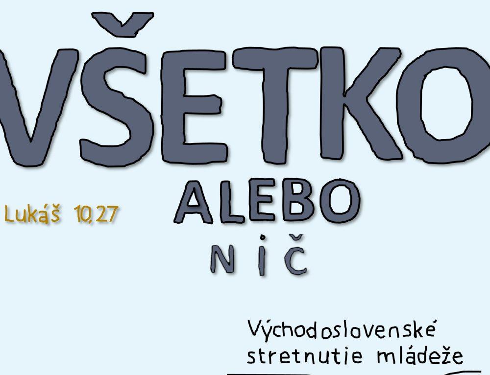 Východoslovenské stretnutie mládeže 2018