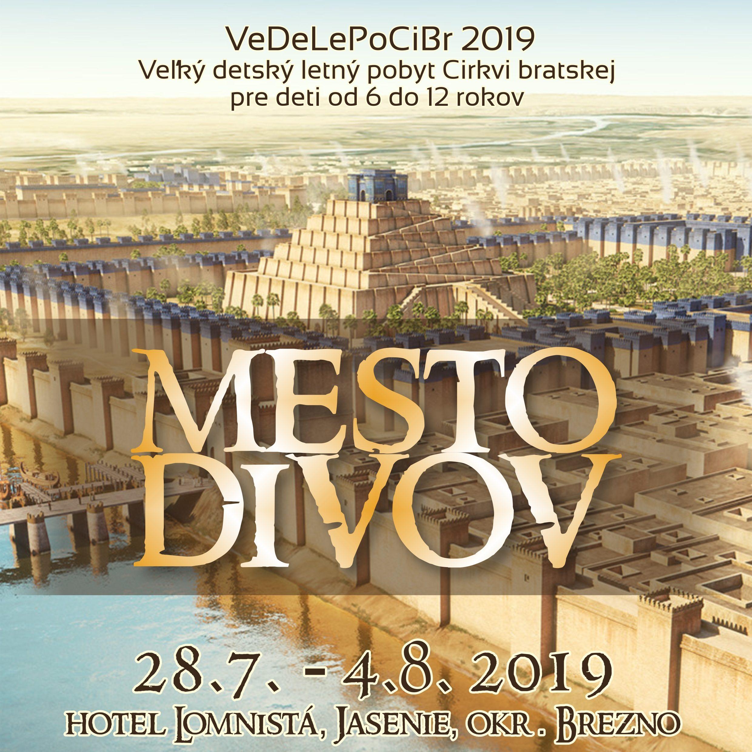 VeDeLePoCiBr 2019