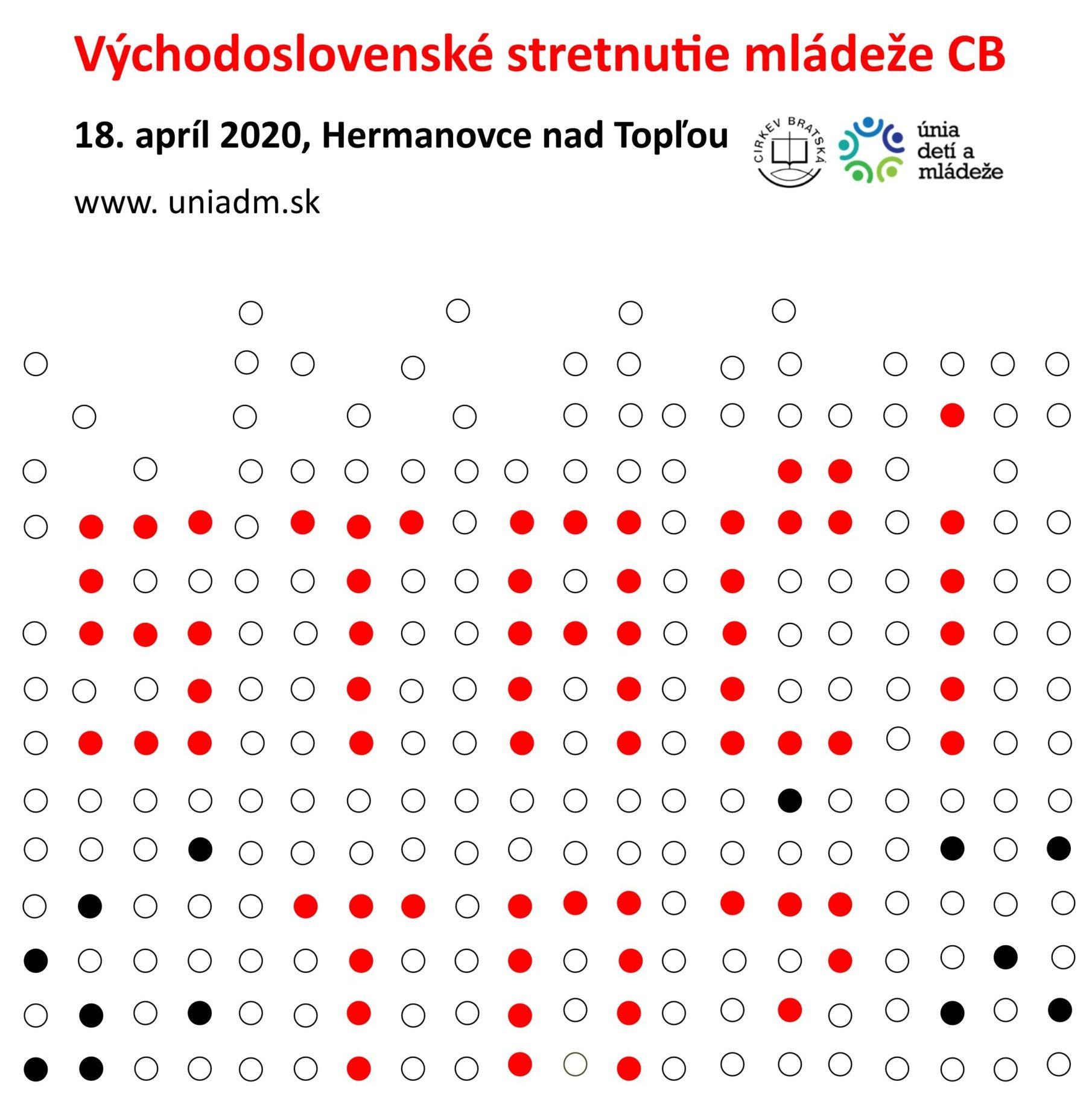 Východoslovenské stretnutie mládeže 2020